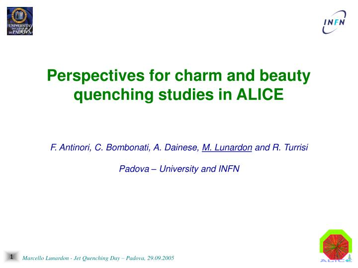 Perspectives for charm and beauty quenching studies in ALICE