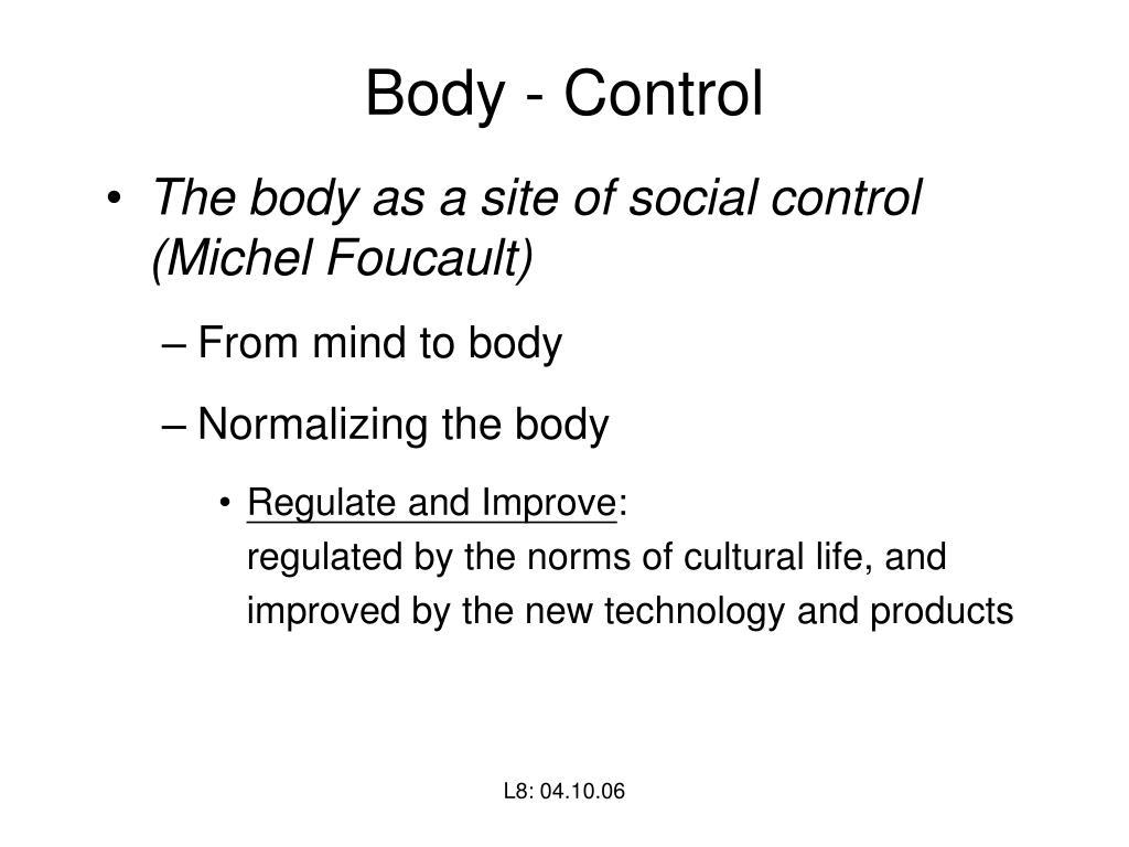 Body - Control