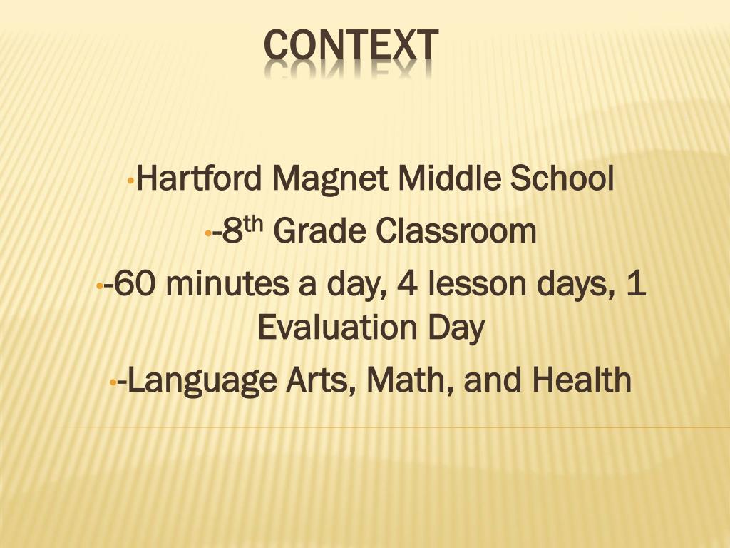 Hartford Magnet Middle School