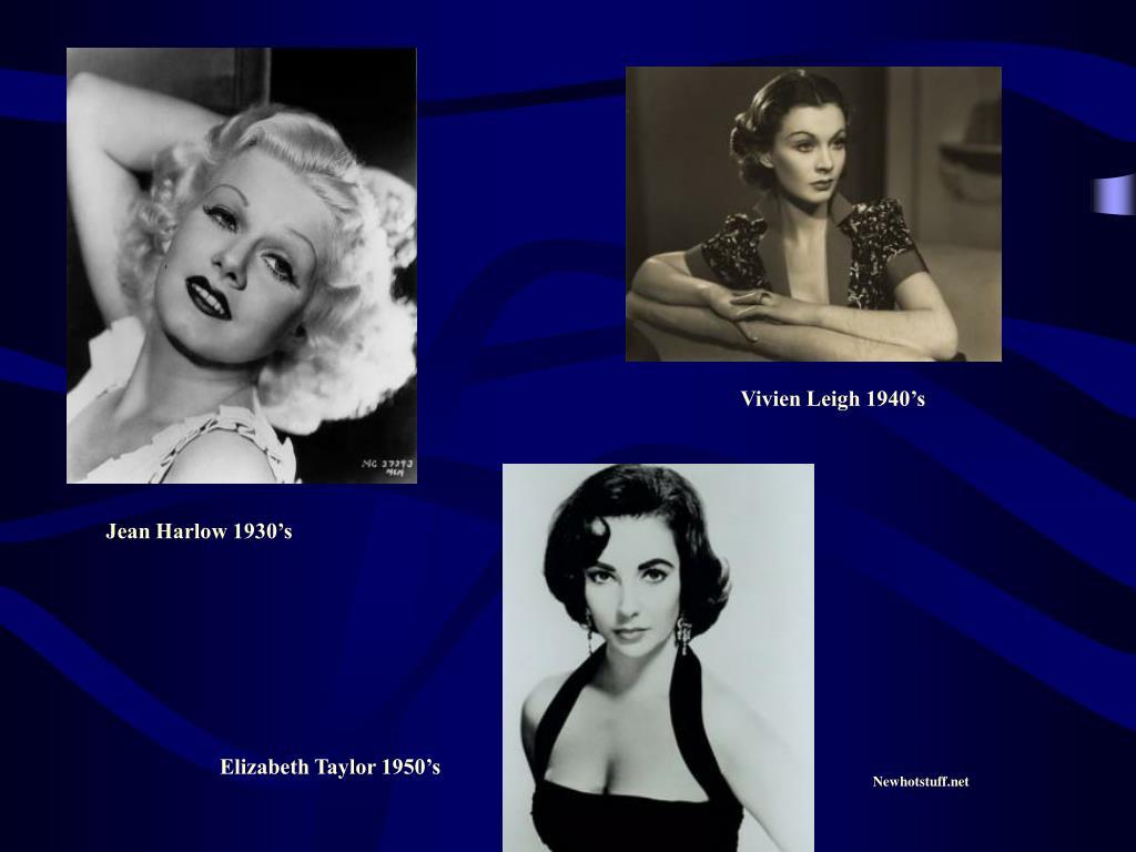 Vivien Leigh 1940's