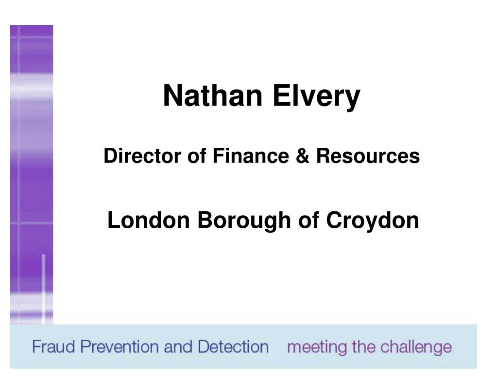 Nathan Elvery