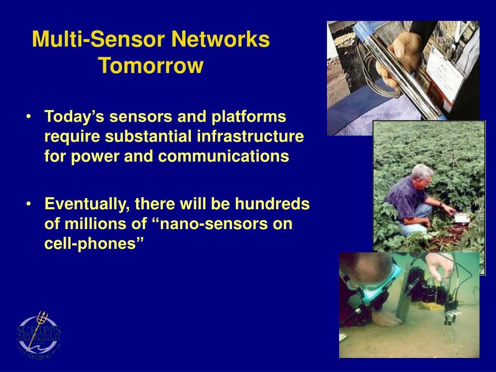 Multi-Sensor Networks