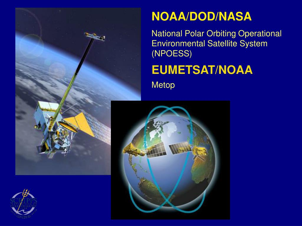 NOAA/DOD/NASA