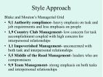 style approach7