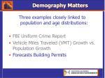 demography matters20
