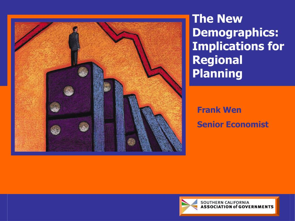 The New Demographics: Implications for Regional Planning