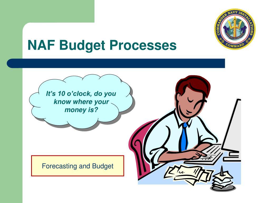 naf budget processes