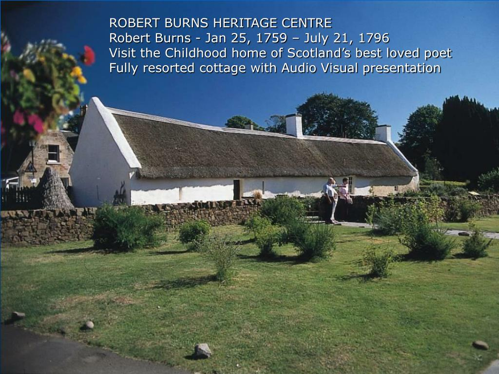 ROBERT BURNS HERITAGE CENTRE