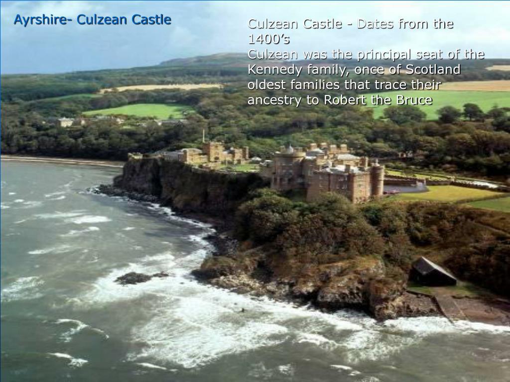 Ayrshire- Culzean Castle