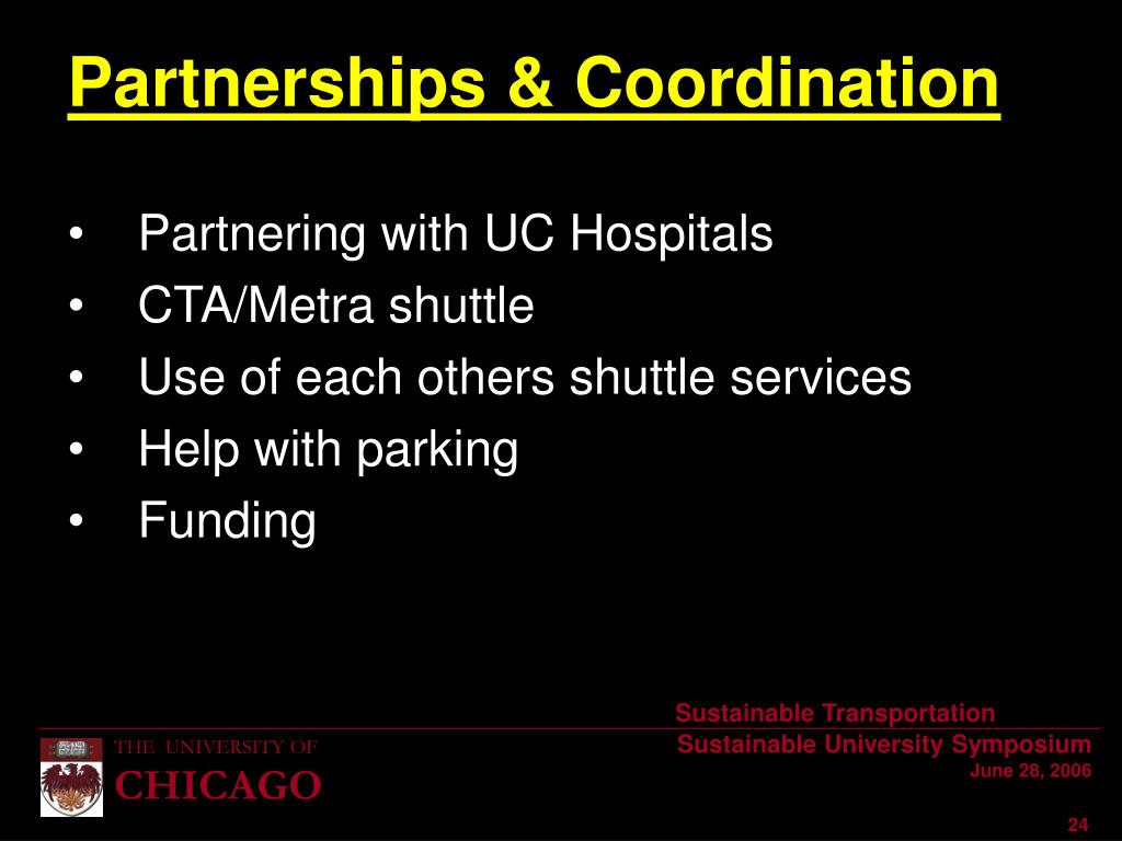 Partnering with UC Hospitals