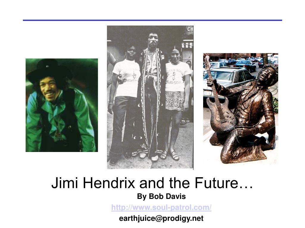 Jimi Hendrix and the Future…