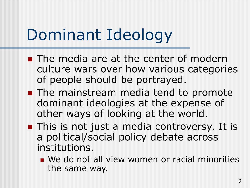 Dominant Ideology