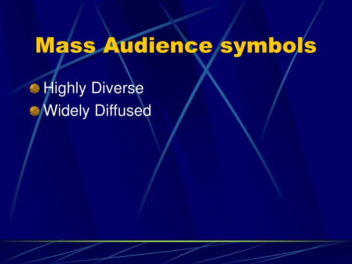 Mass audience symbols3
