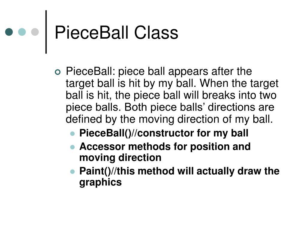 PieceBall