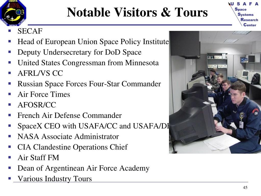 Notable Visitors & Tours