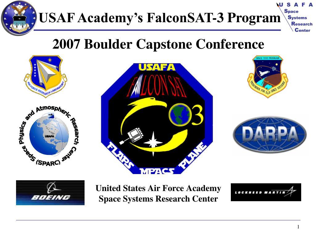 2007 Boulder Capstone Conference