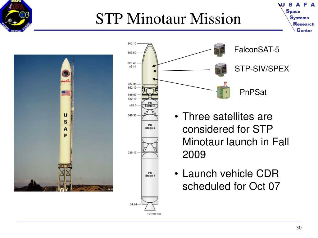 STP Minotaur Mission