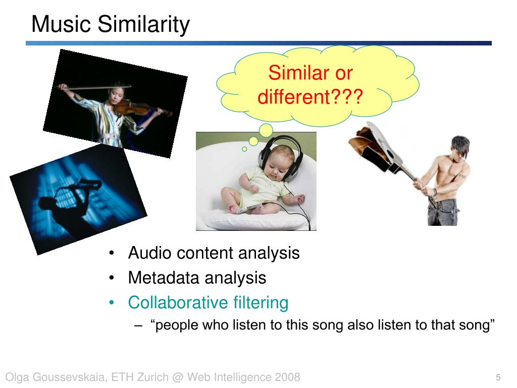 Music Similarity