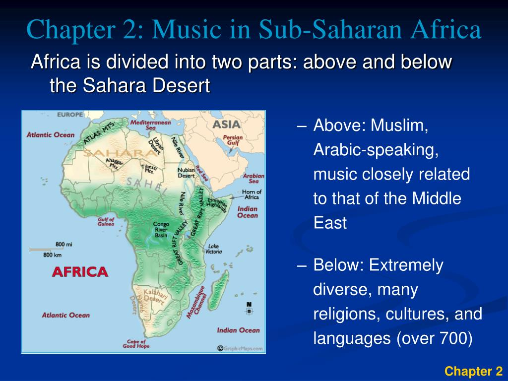 Chapter 2: Music in Sub-Saharan Africa