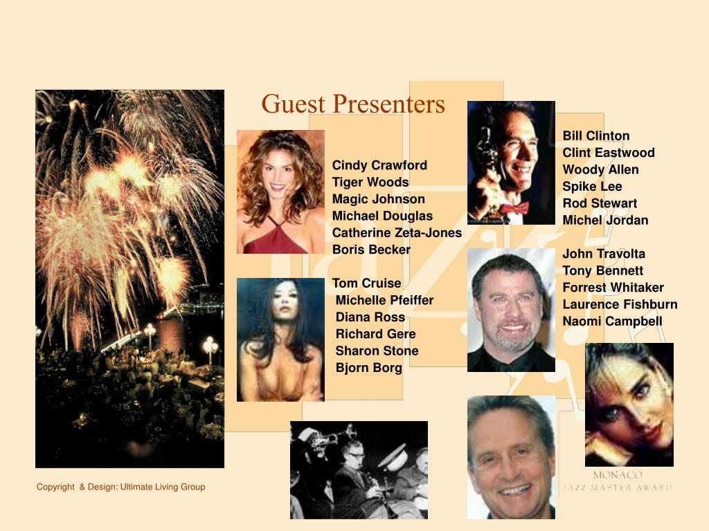 Guest Presenters