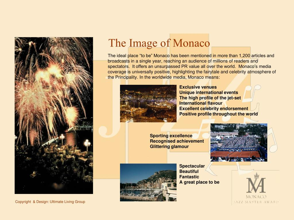 The Image of Monaco