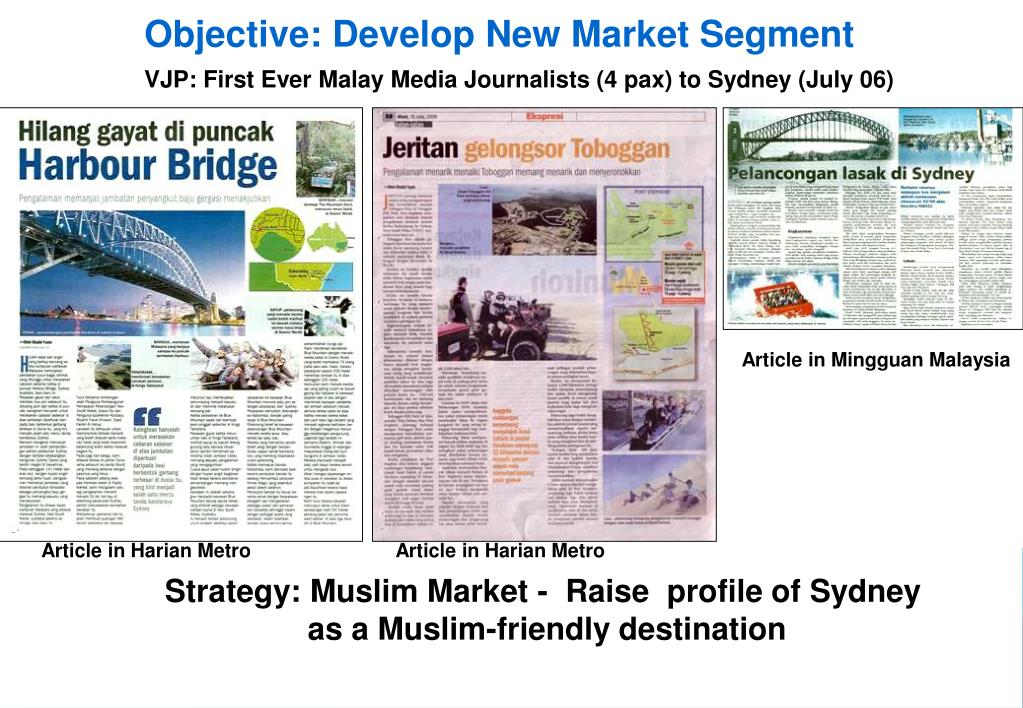 Objective: Develop New Market Segment