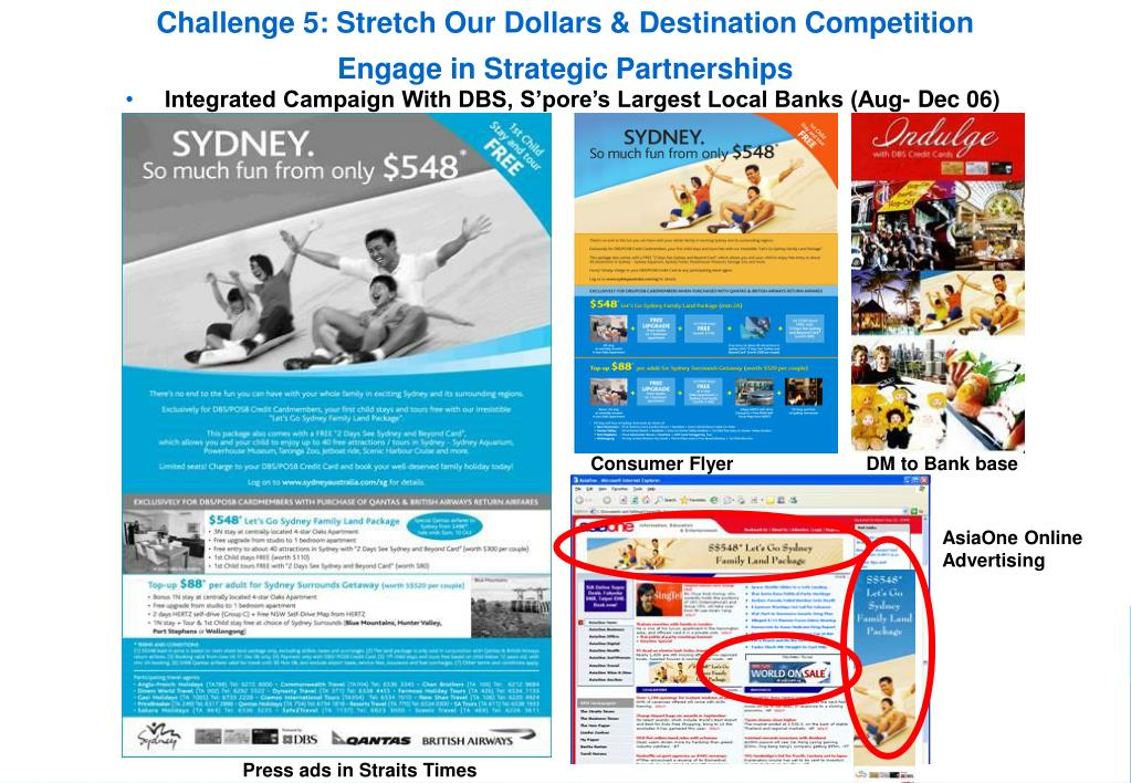 Challenge 5: Stretch Our Dollars & Destination Competition