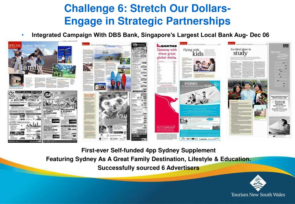 Challenge 6: Stretch Our Dollars-