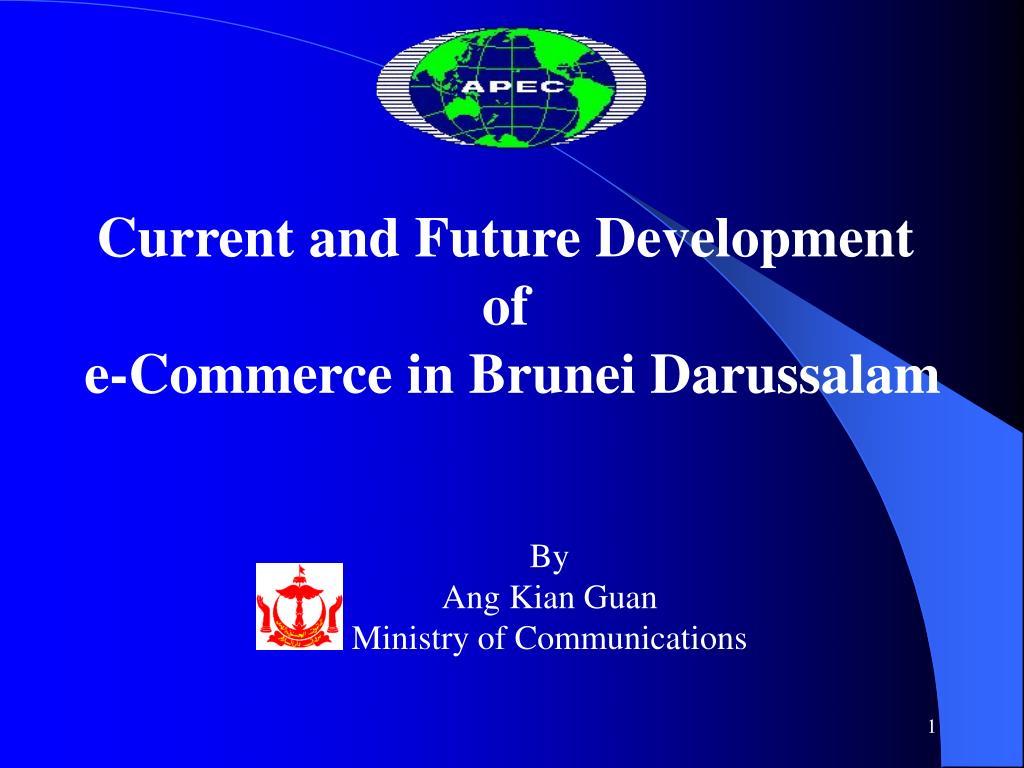 E-Commerce in India – Past, Present & Future