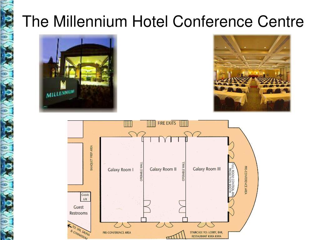 The Millennium Hotel Conference Centre