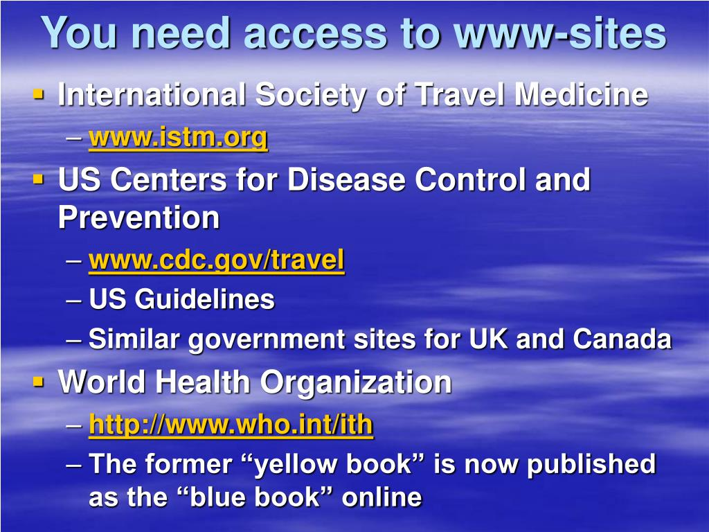 You need access to www-sites