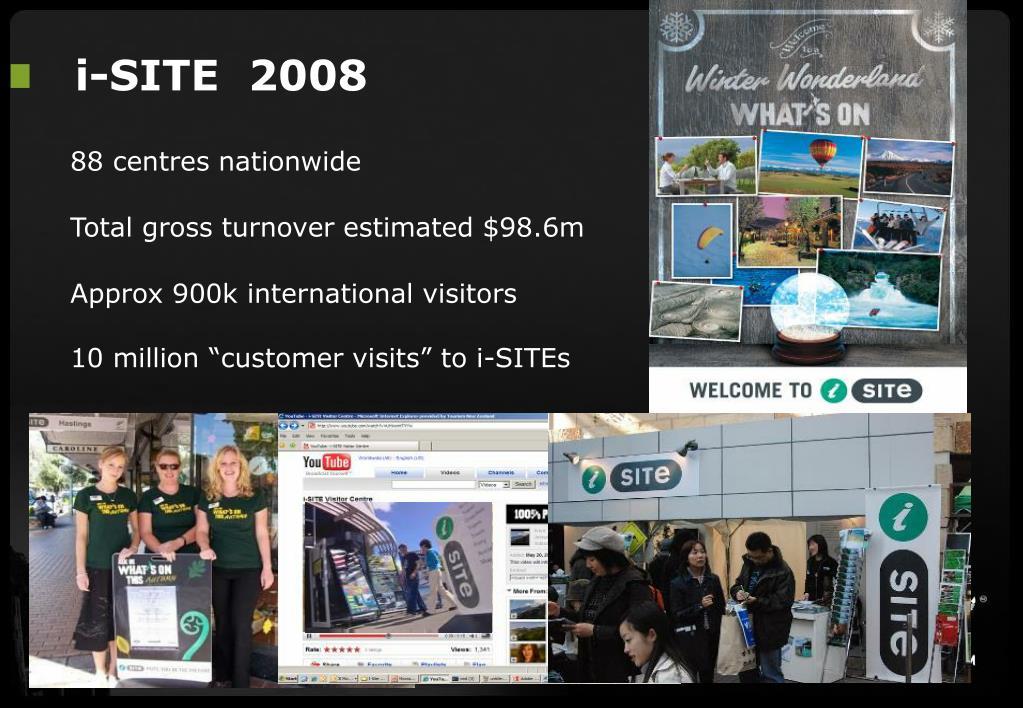 i-SITE  2008