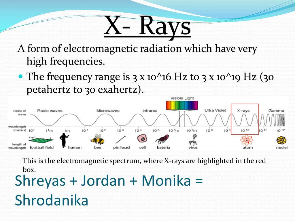 X- Rays
