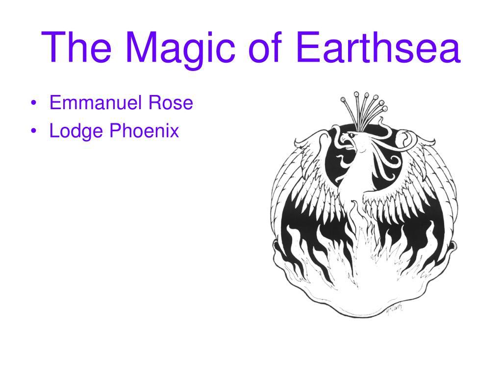 The Magic of Earthsea