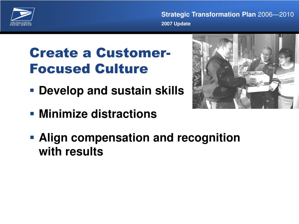 Create a Customer-Focused Culture