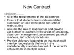 new contract23
