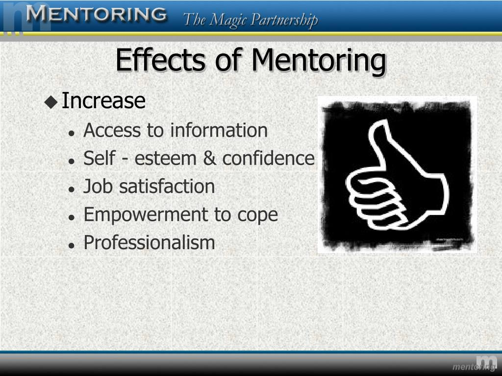 Effects of Mentoring