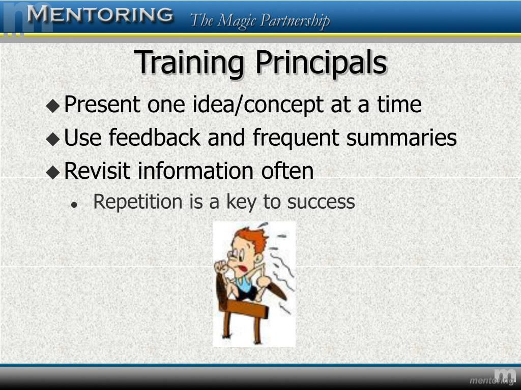Training Principals