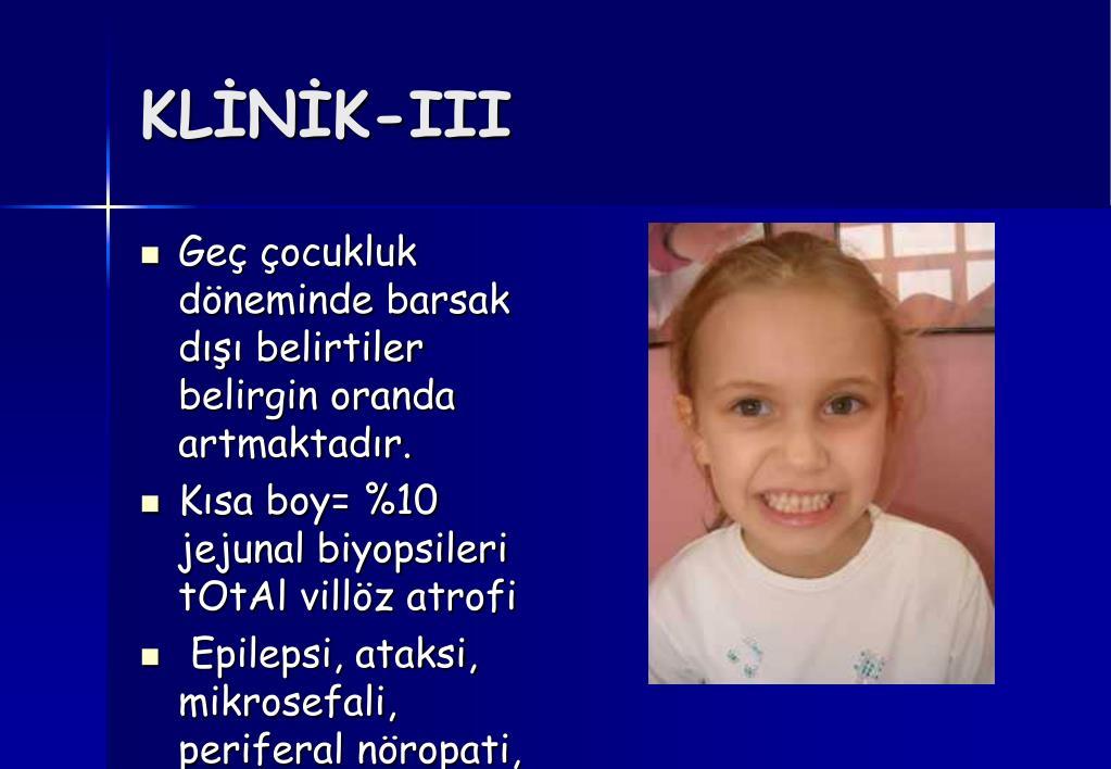 KLİNİK-III