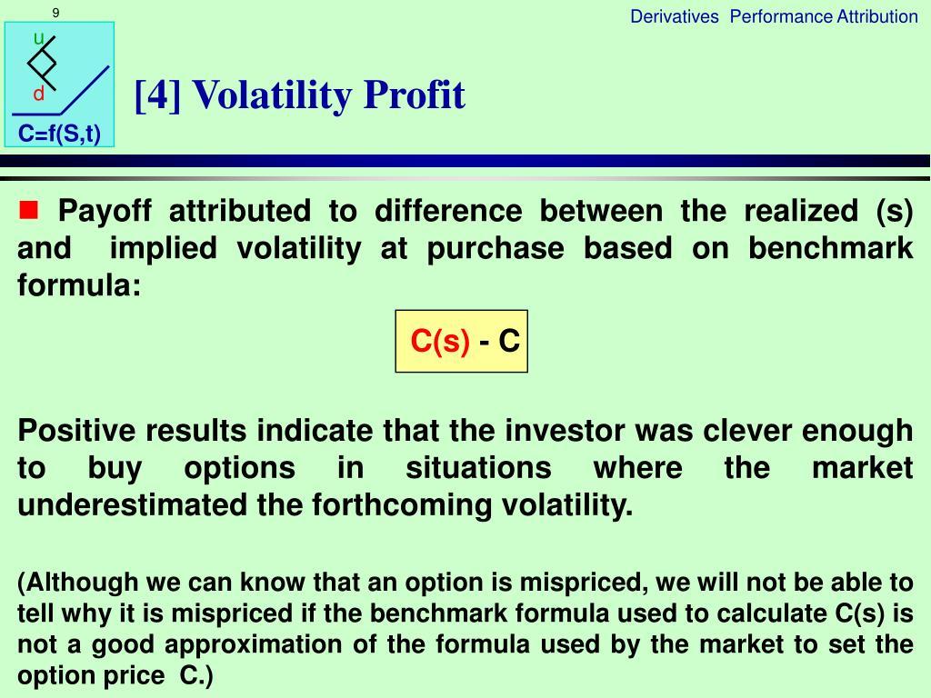 [4] Volatility Profit