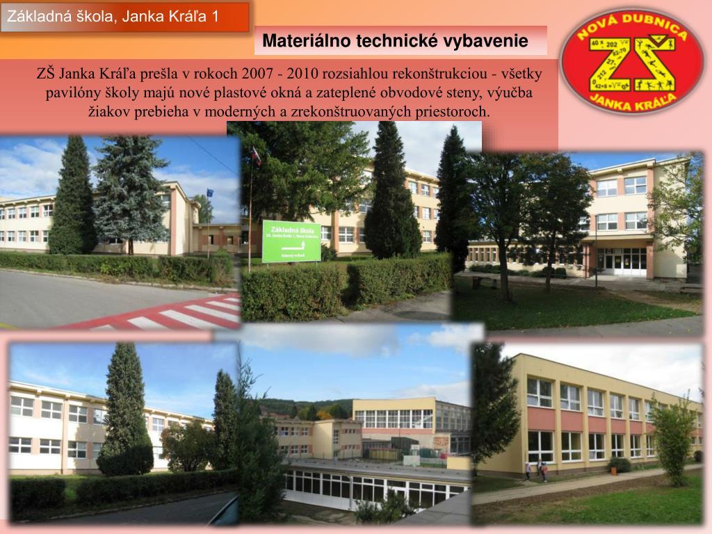 Základná škola, Janka Kráľa 1