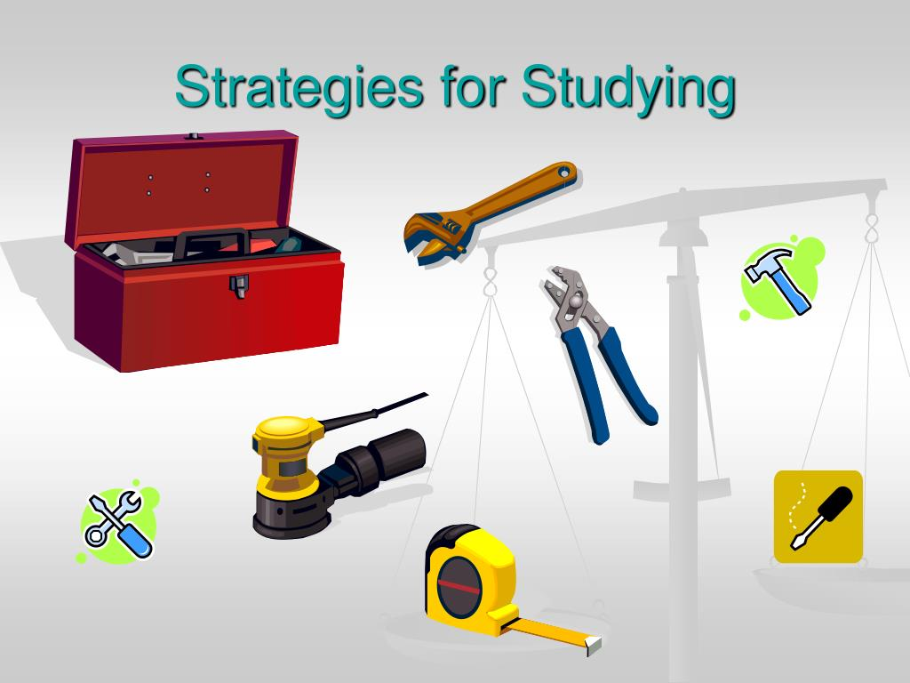 Strategies for Studying