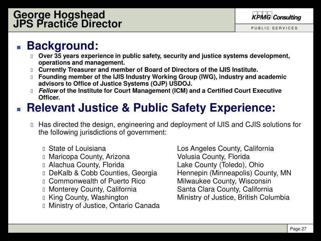 George Hogshead