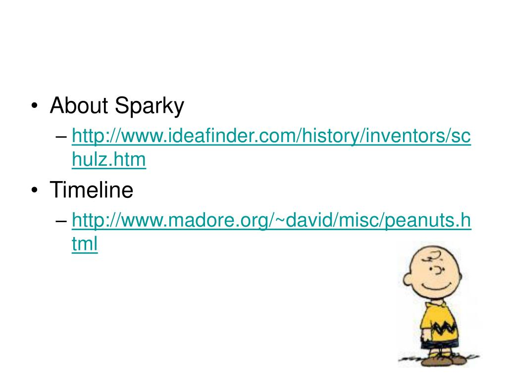 About Sparky