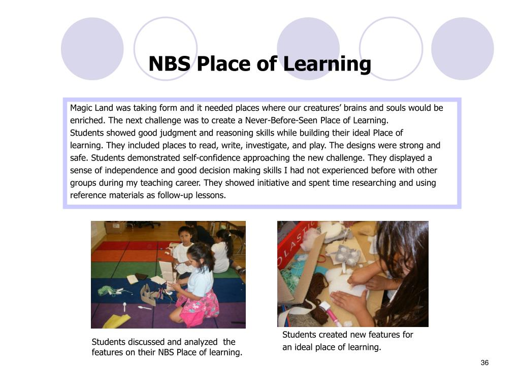 NBS Place of Learning