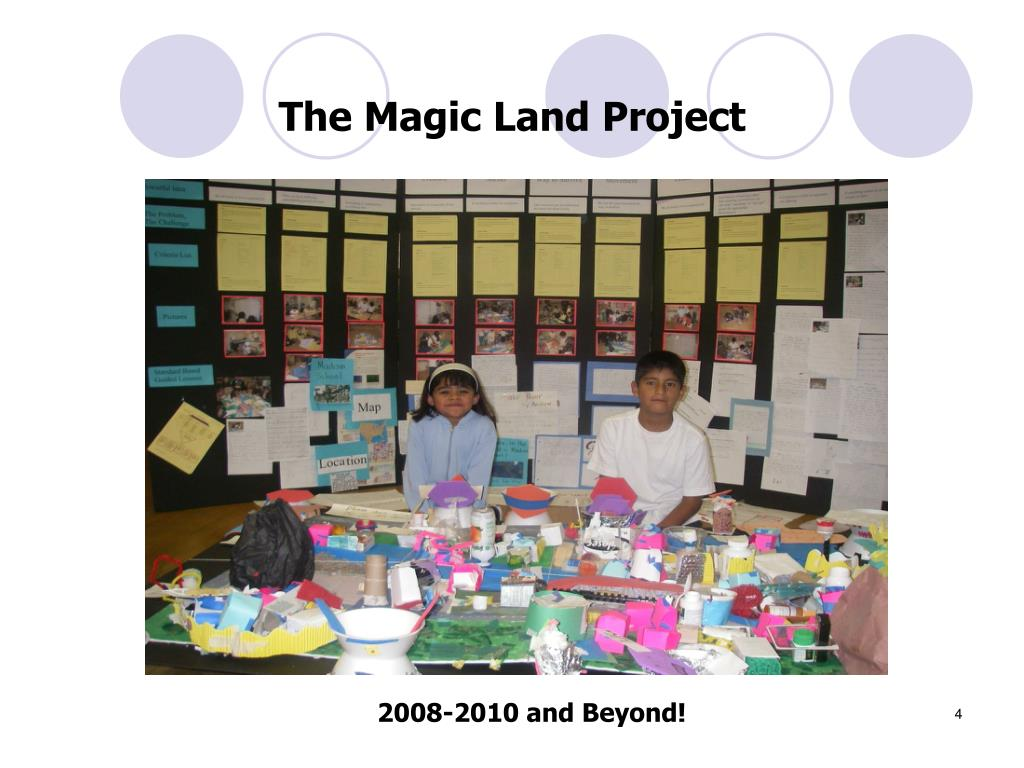 The Magic Land Project