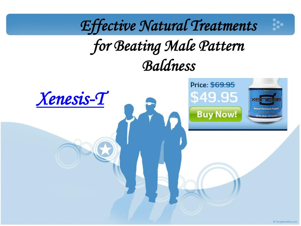 Effective Natural Treatments for Beating Male Pattern Baldness