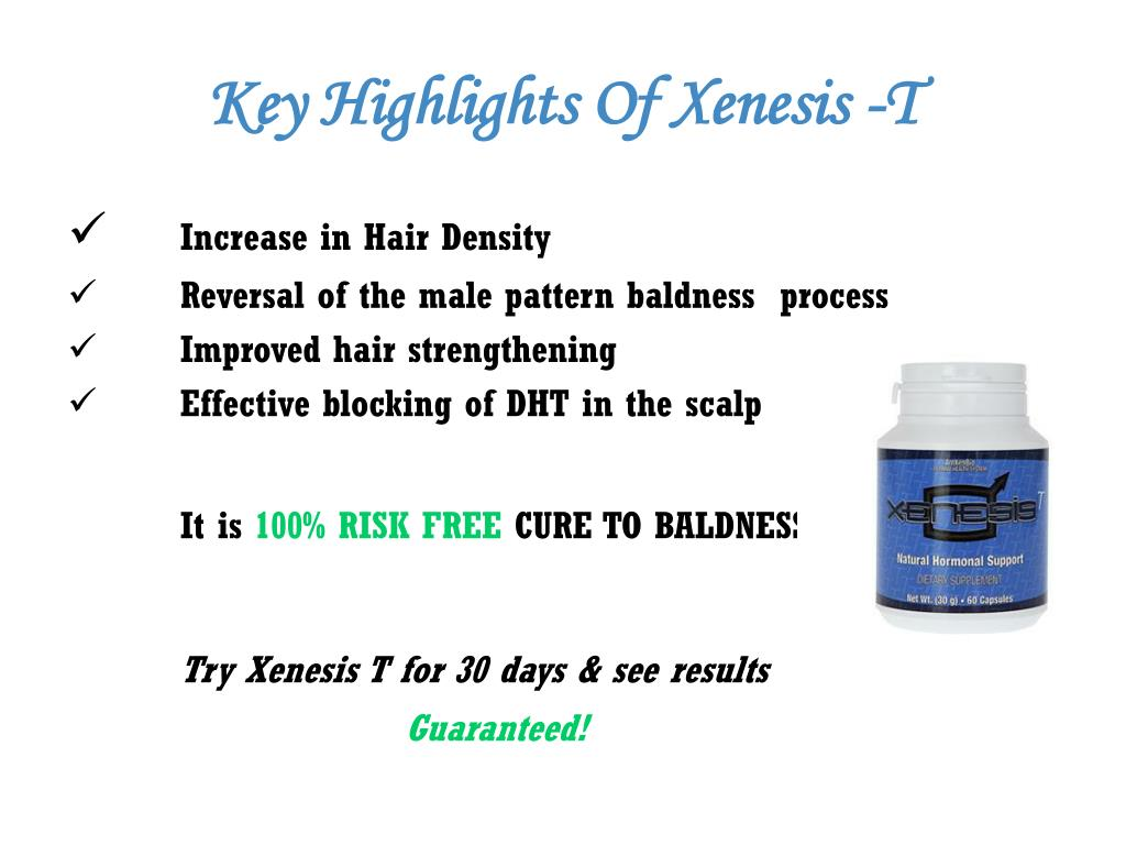 Key Highlights Of Xenesis -T