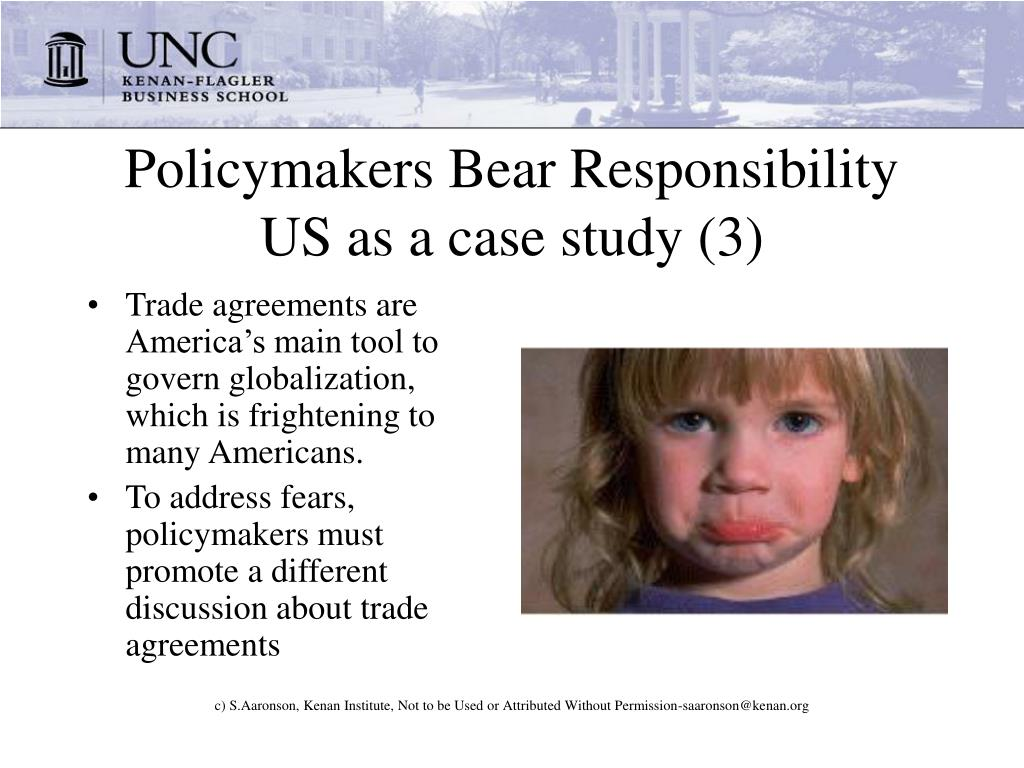 Policymakers Bear Responsibility US as a case study (3)