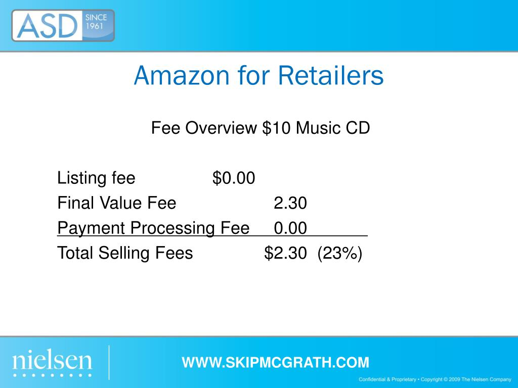 Amazon for Retailers